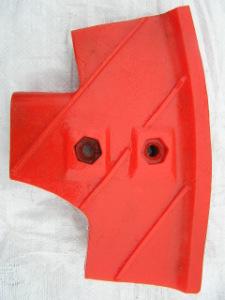 Центральная лопасть бетоносмесителя Liebherr-DW