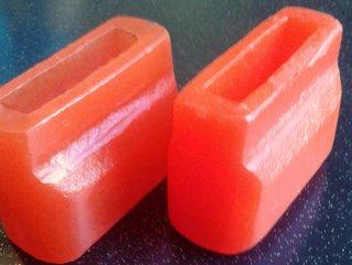 Ползуны полиуретановые