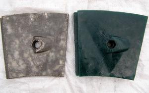 Запчасти на бетоносмеситель ELBA, MEKA, SE-MIX, Gurish