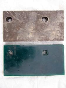 Лопасти бетоносмесителя LAPA